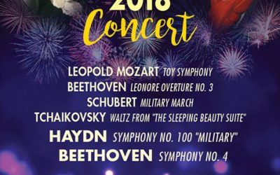 New Year 2018 Concert
