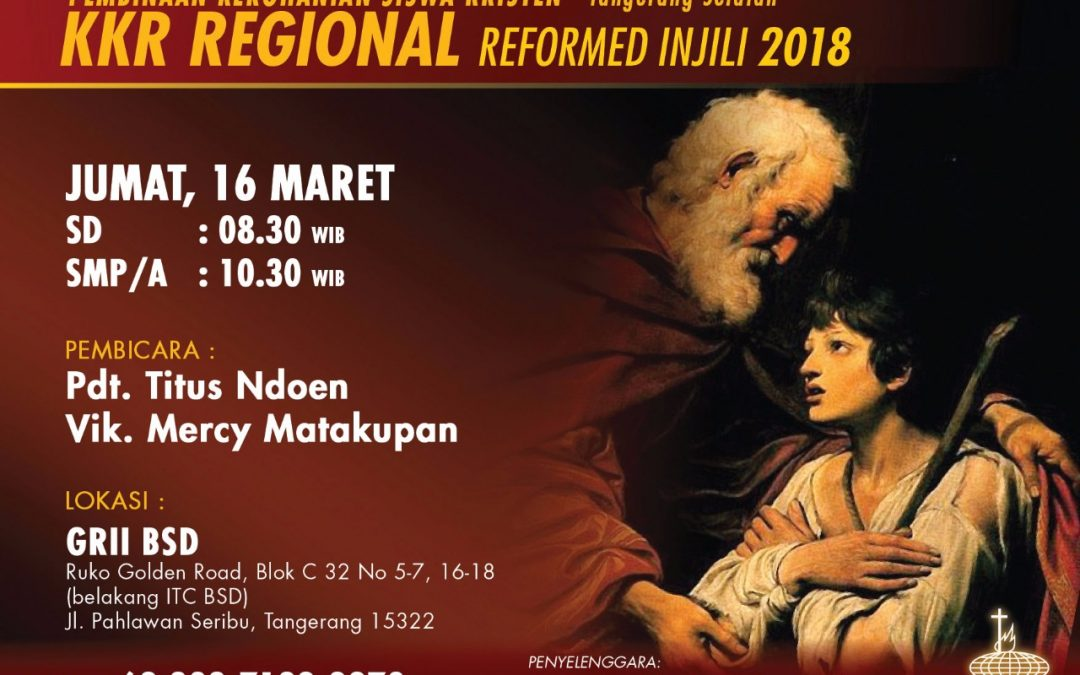 KKR Regional 2018 Tangerang Selatan