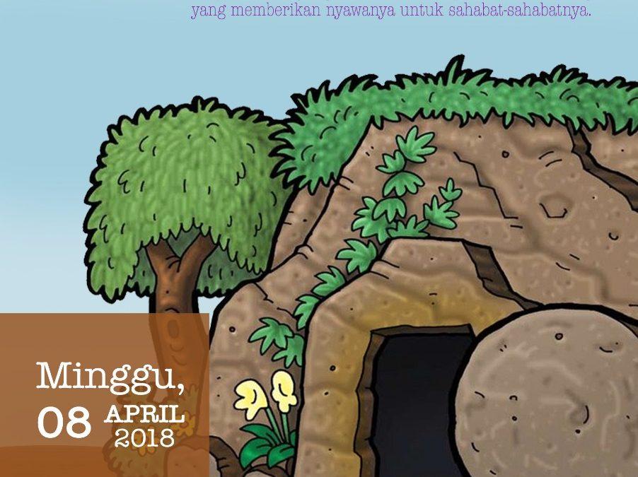 Kebaktian Paskah Sekolah Minggu GRII BSD 2018