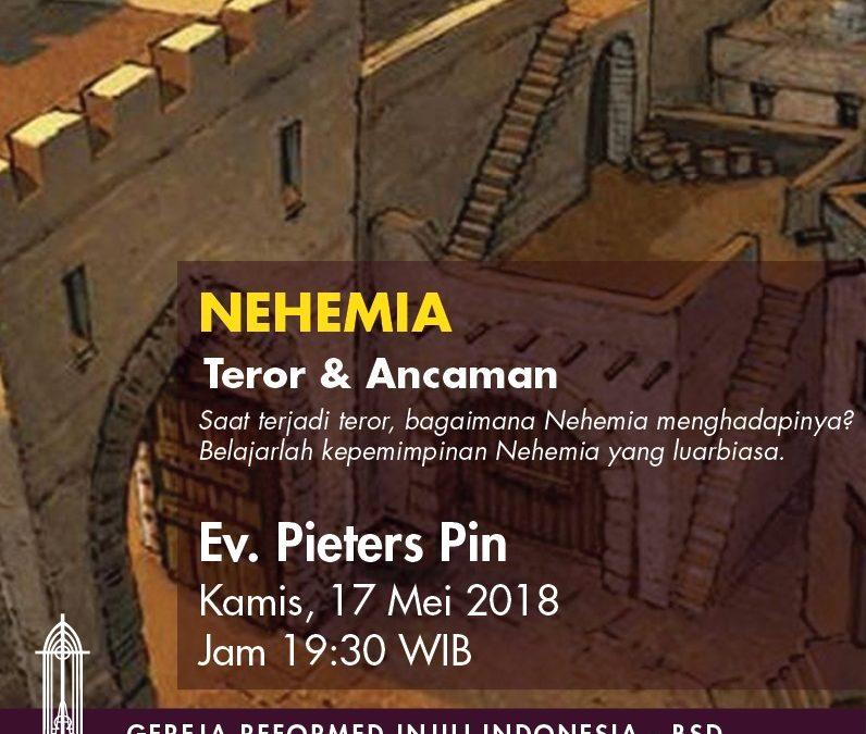 PA Nehemia: Teror dan Ancaman