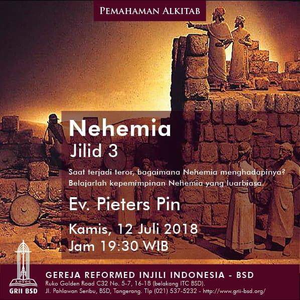 Pemahaman Alkitab: Nehemia Jilid 3